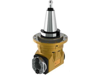 Right Angle Head Tool Holder Heavy Duty 90 Ahk-cat50-a1g Holdwell