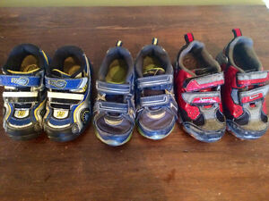 Stride Rite & Geox shoes Toddler Size 9