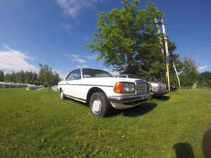 1978 Mercedes-Benz 280C