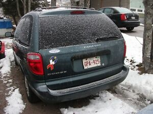 2005 Dodge Caravan ordinary Minivan, Van