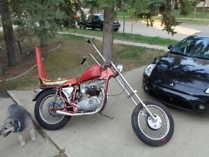Project Vintage Chopper $ REDUCED $ Mechanical Folk Art, Cool