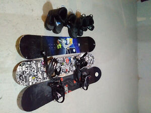 Snowboarding Equipment Sale