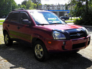2006 Hyundai Tucson GL w/Air | CERTIFIED | AUTO SUV, Crossover