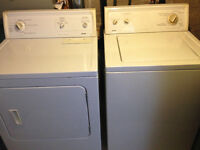 Washer + Dryer Combo / Combo laveuse + secheuse