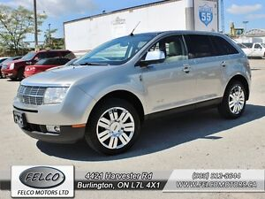 """2008 Lincoln MKX Limited - AWD - 20"""" Wheels - Pan Roof"""