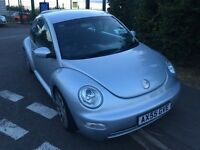 Volkswagen Beetle 1.6 petrol manual 2006