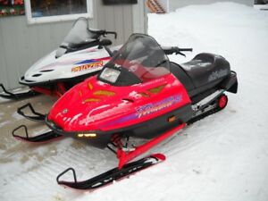 Repairs To All Older Sleds And Atv