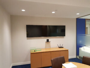 Tv wall mounting - 12 years experience