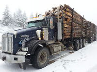 Log Truck Driver Wanted