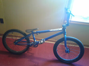 BMX bike from Alternatives pd 600..looking for 300 OBO