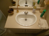 Vanity Counters and Sinks...etc