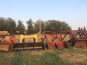 Loaders; Dozers, Mowers  and Blades