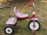 Radio flyer trike / scooter