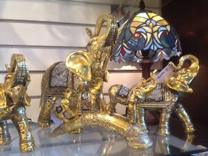 Brand new collectible lucky elephant 30% off