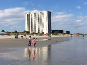 Oceanview 2BR condo at Myrtle Beach Resort