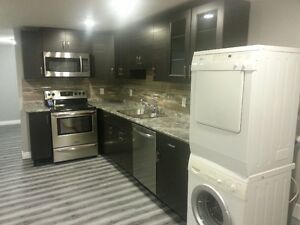 2 Bedroom Basement Suite Available March 15 or later