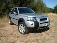 Land Rover Freelander 2.0Td4 HSE Station Wagon 5d 1951cc auto