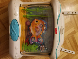 Aquarium fisher price pour bébé