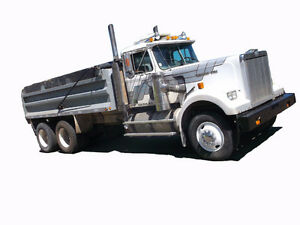1985 WESTERN STAR GRAVEL TRUCK Cash/ trade/ lease to own terms.