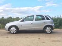 Vauxhall/Opel Corsa 1.4i 16v auto 2006 Design 87500 miles FSH Air Con New MOT