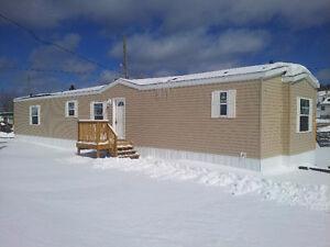 Brand New Mini Homes for Rent in Saint John NB