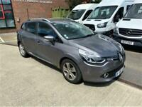 2014 RENAULT CLIO 1.5 DCI ESTATE LHD + LEFT HAND DRIVE + FRENCH REG + CT + 59K