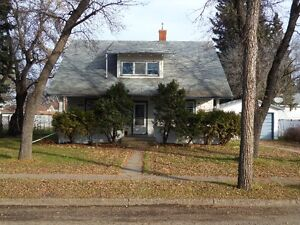 Character home in Melfort