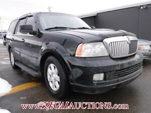 2005 LINCOLN NAVIGATOR  4D UTILITY 4WD