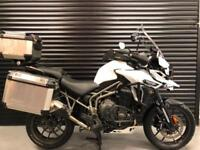 Triumph Tiger 1200 Explorer XRT *Fully Loaded with Every Extra*
