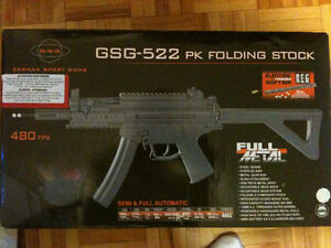 Mp5 folding stock 380 with .2bbs