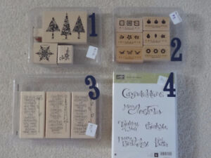 Stampin' Up Retired Stamps