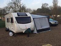 2013 Swift Lifestyle 6 berth Caravan