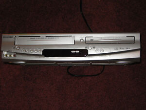 VCR / DVD Combo