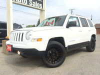 2012 Jeep Patriot North Ed. // ONLY 7 000KMS!! FOR ONLY $17 995!