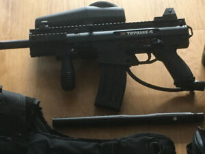 Ensemble paintball Tippmann X7