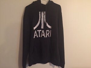 Atari Hoody Sweater. Men's large
