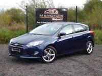 Ford Focus 1.0 SCTi Titanium (125ps ) EcoBoost - 2013 - 100,000 miles
