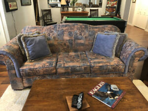 Couch, Love seat and Chair / 3 piece Living Room Set