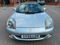 2005 55 MR2 Roadster 1-8 VVTi 103K Full Leather and Hardtop Great Condition !!!!