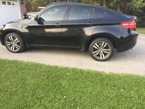 2011 BMW X6 With M package