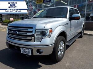 2013 Ford F-150 Lariat  Ford Certified Pre-Owned