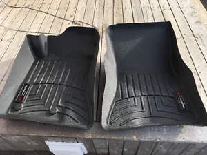 2015 Mustang Floor Mats