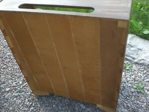 Solid Wood Book Shelf Kawartha Lakes Peterborough Area image 4