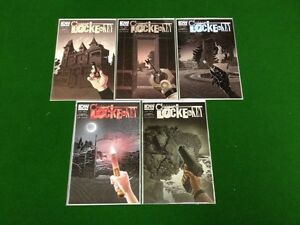 Locke & Key - Omega (5 issues) - comics Regina Regina Area image 1