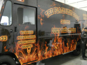 FOOD TRUCK - BUSINESS FOR SALE