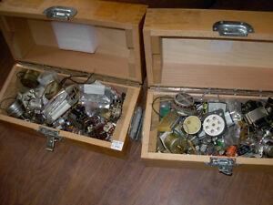 Vintage Electronic/Radio Parts Cambridge Kitchener Area image 1