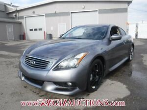 2011 INFINITI G37 IPL 2D COUPE AT 3.7L