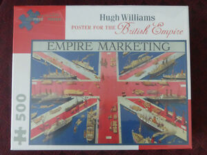 Jigsaw Puzzle - Empire Marketing by Hugh Williams - unopened
