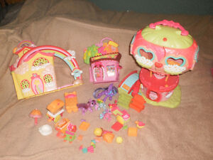 Little Pony Playsets