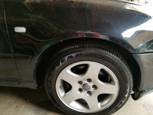 audi a4 wheels and tires